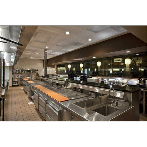 Stainless Steel Kitchen Cabinets Cost: Mini Welding Free Stainless Steel Kitchen Cabinet At Best