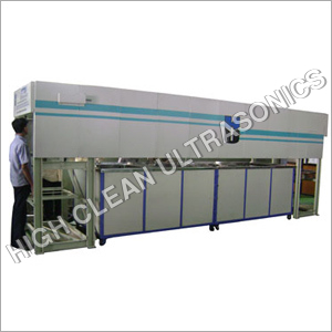 Multistage Plc Controlled Automation System