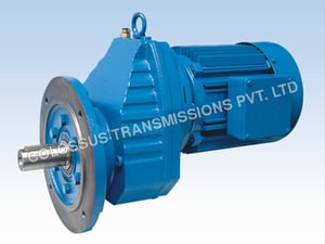 Single Stage Helical Gearbox