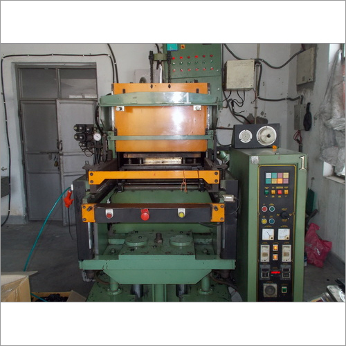 Used Rubber Vacuum Molding Machine