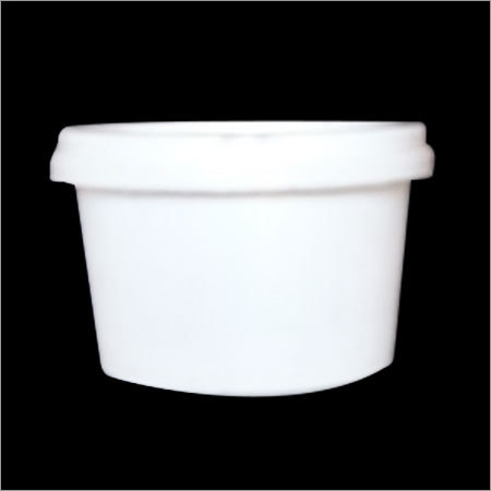 Plastic container 125 ml
