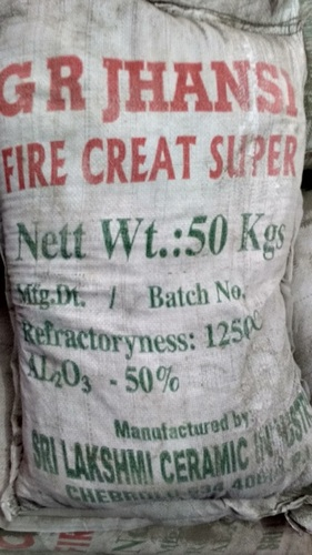 Commercial Fire Creat Refractory