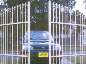 Electromechanical Swing Gates