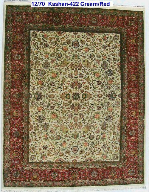 Persian Carpets Kashan Silk At Best