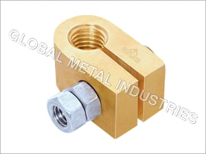 Split Connected Clamp / Brass Wiring Accessories