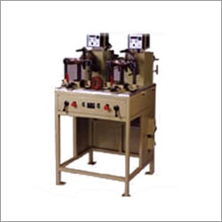 Twin Spindle Ceiling Fan Stator Winding Machines