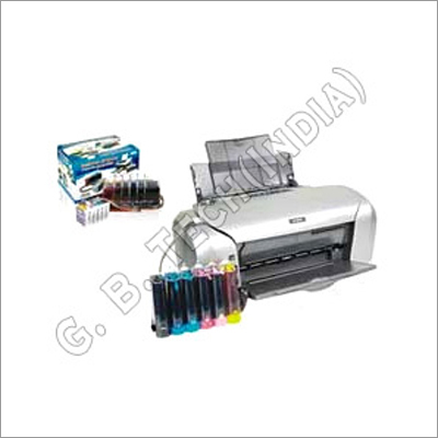 Gbt Printer With Ciss