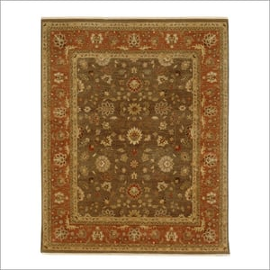 Designer Hand Knotted Wool Rugs