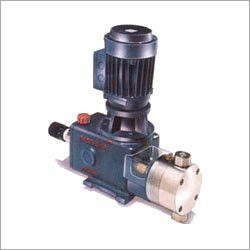 Pixel Oil Supported Diaphragm Pump (Hydraulically