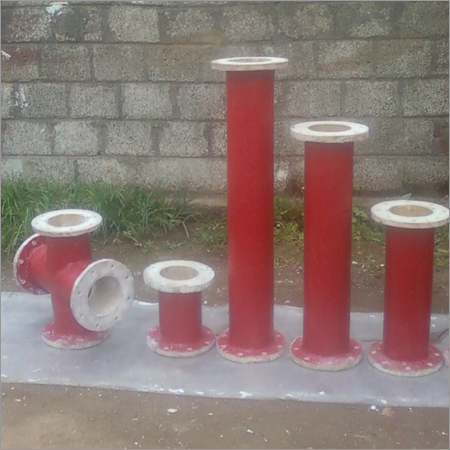 Fiberglass Reinforced So2 Piping