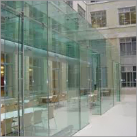 Architectural Toughened Glass