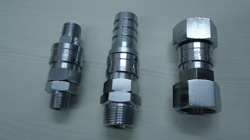 Full Flow Quick Release Couplings