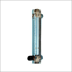 Acrylic Body Rotameter (Rear)
