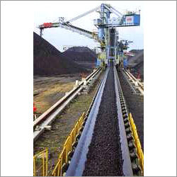 Conveyor Belt In Coal Mines