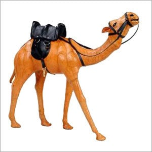 Camel Leather Toy