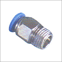 Push In Tube Fittings Chrome Platted