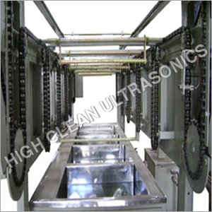 Multistage Controlled Automation System