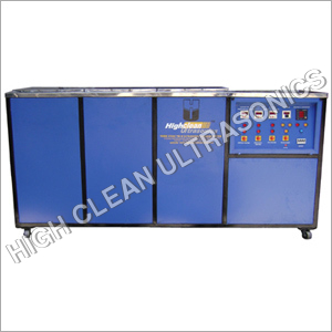 Single Or Multi Chamber Vapour Degreasers