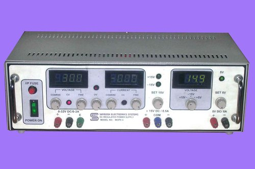 Multi Output Dc Power Supplies