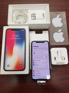 Apple iPhone X 256GB (Factory Unlocked) at Price 40000 INR