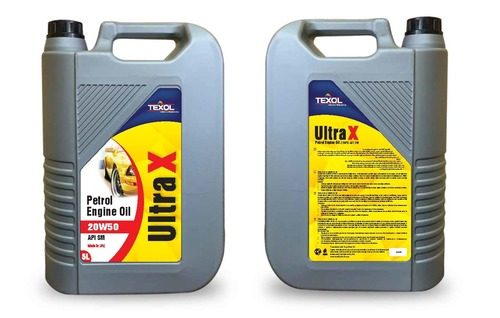Petrol Engine Oils (Ultra X)