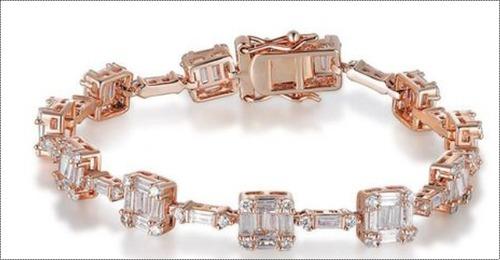 Ladies Fancy Silver Bracelets