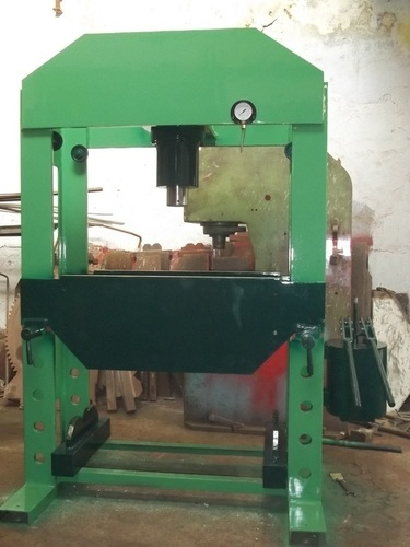 H Frame Hydraulic Press Machine