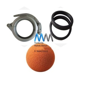 Clamp, Seal And Ball For Concrete Pump