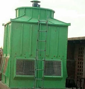125 TR Induced Draft Cooling Tower