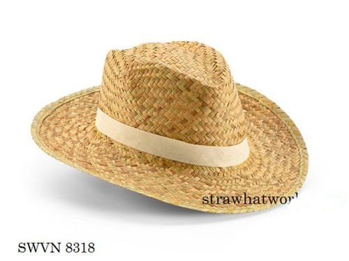Stylish Look Straw Hat