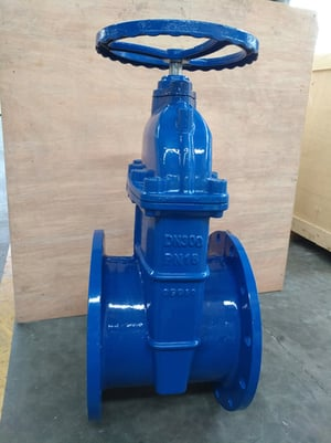 Resilient Seated Water Gate Valve (BS5163 GGG50 PN10/16 DN100)