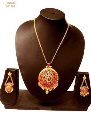 Party Wear Traditional Necklace