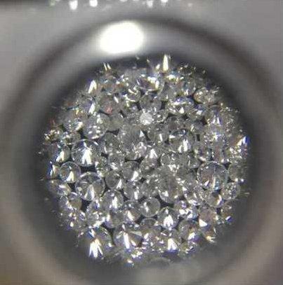 G Color Vvs1 Melle Diamonds Size: Multiple