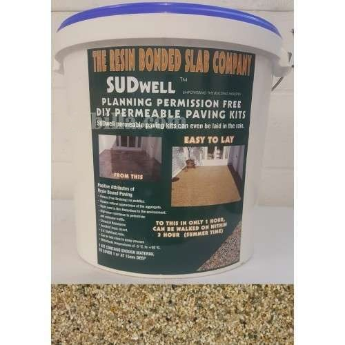 SUDwell Resin Bound Kit