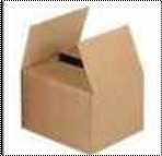 Brown Corrugated Packaging Plain Boxes