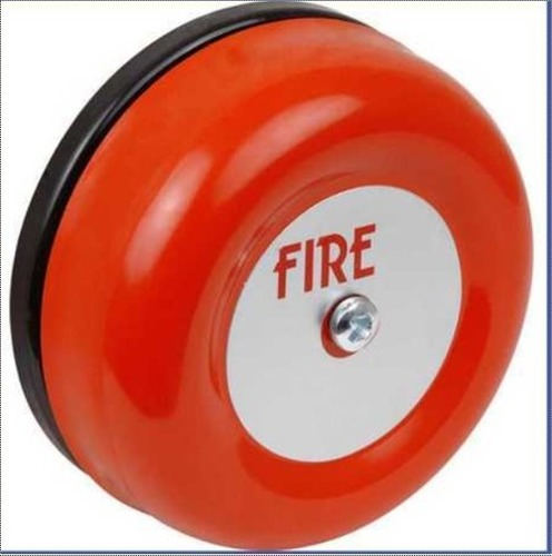 Fire Safety Alarm Bell