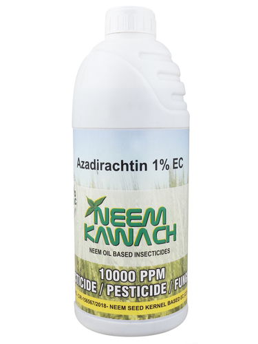 Neem Kawach Neem Oil Based Organic Insecticides (10000PPM)