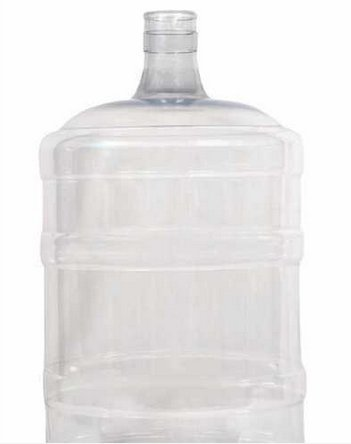 20 Ltr Transparent Pet Bottle