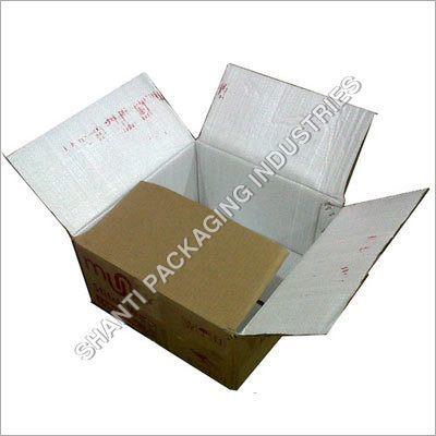 Hdpe Packing Corrugated Box