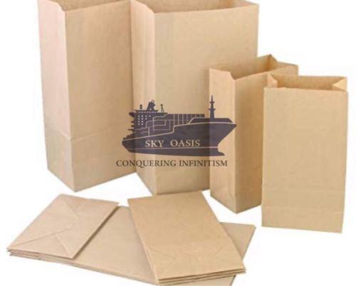 Kraft Paper Bags For Bakery