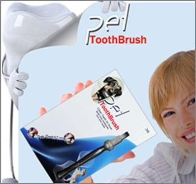 Pet Supplies Toothbrush For Dog Teeth Cleaning