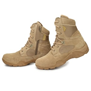 Mikaasa Men'S Response 8.0 Side Zip Military And Tactical Boot