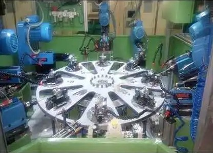 Automatic SPM Drilling Machine