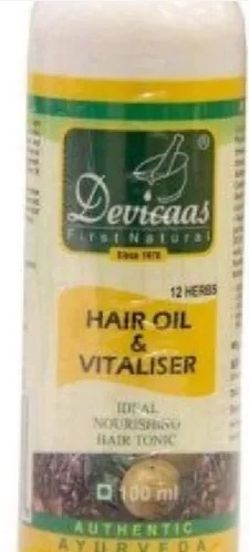 Devicaas Hair Oil And Vitaliser