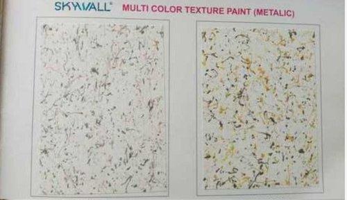 Multi Color Texture Paint