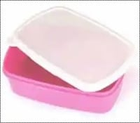 Light Weighted Plastic Tiffin Box
