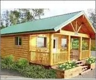 As Per Client Demand Prefabricated Wooden Cottage