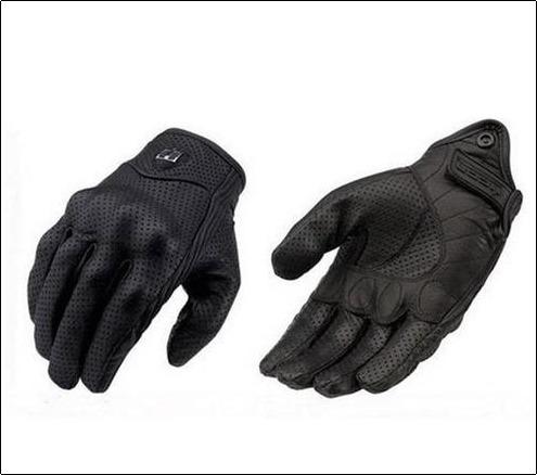 Tear Resident Motor Bike Gloves