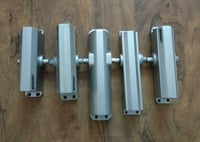Aluminum Spark Door Closers