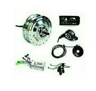 Electric Cycle Hub Motor Kit